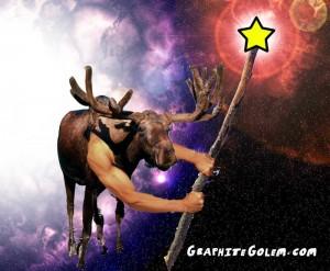 Star*Guard Space Moose