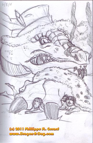 colossal pimp dragon