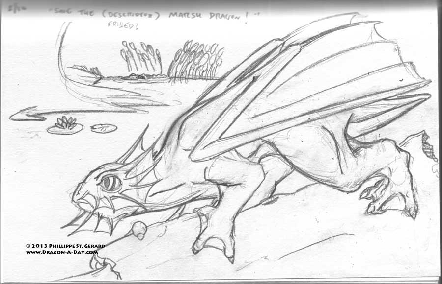 02192013 - Save the [Descriptor] Marsh Dragon!