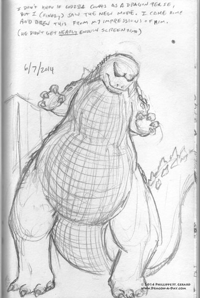 06072014 - King of the Monsters.