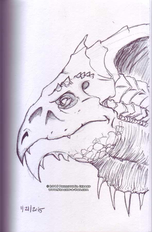 01212015 - Draw the Last (Chromatic) Dragon.