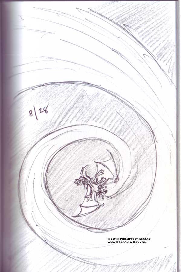 08282015 - Spiralling.